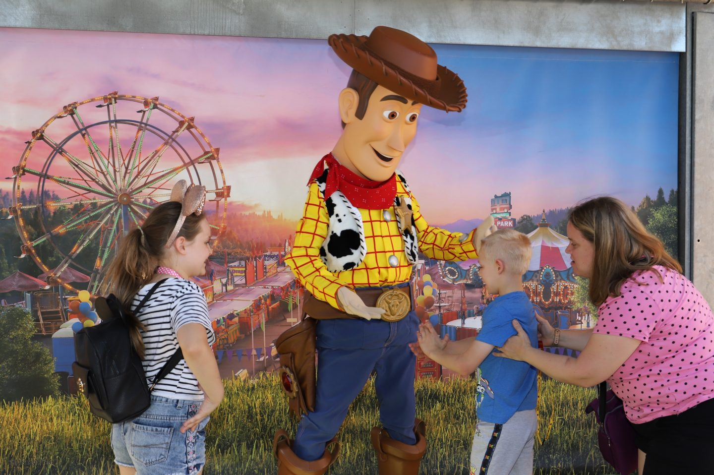 Meet & Greet with Woody